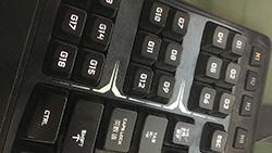 wordpress作業はゲーミングキーボード?G510レビュー