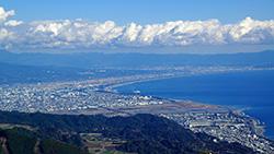 青春18きっぷで富士山を見に浜石岳(薩埵峠)に行こう!