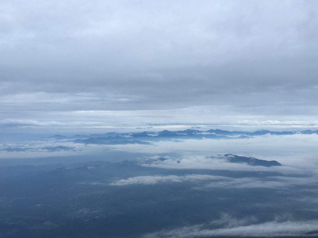 タイオガブーツで富士山に行ってきた