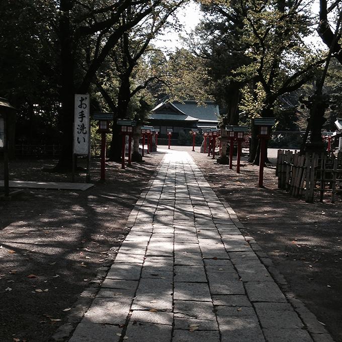 鷲宮神社らき☆すた聖地
