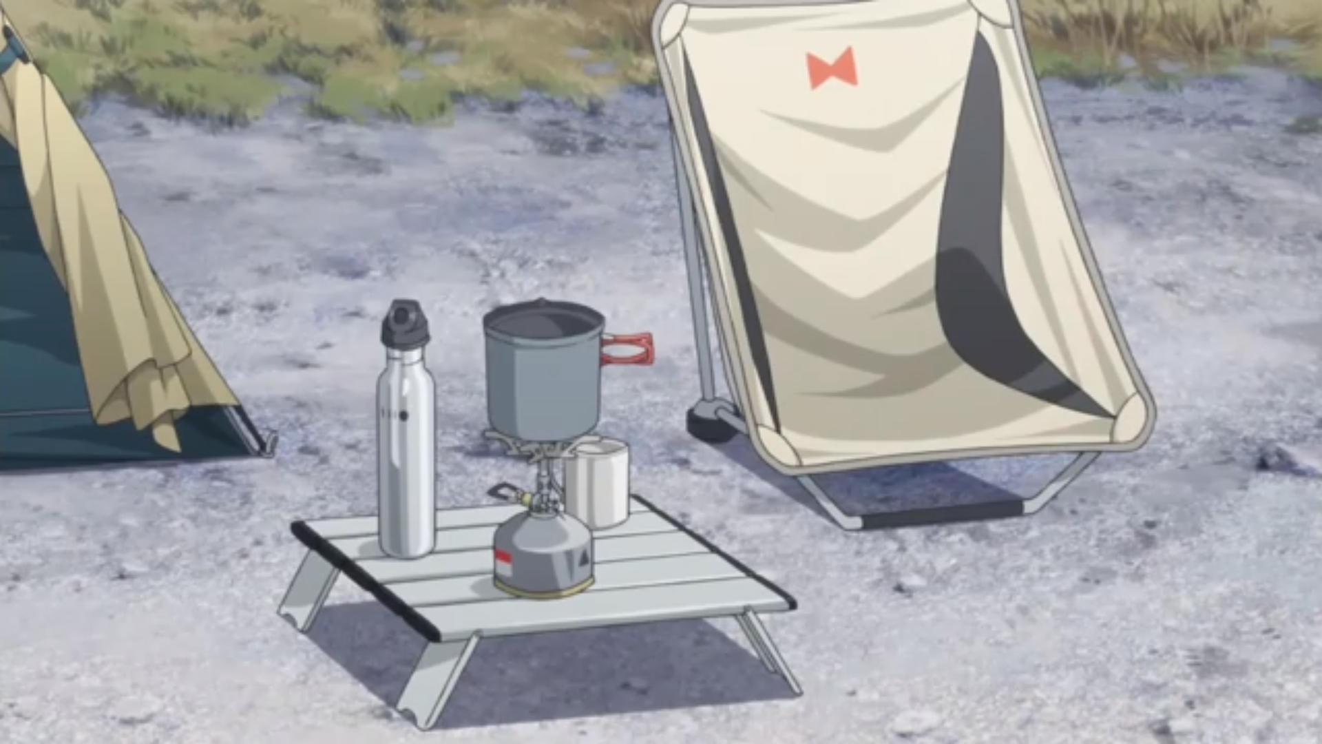 ゆるきゃん△ シングルバーナー