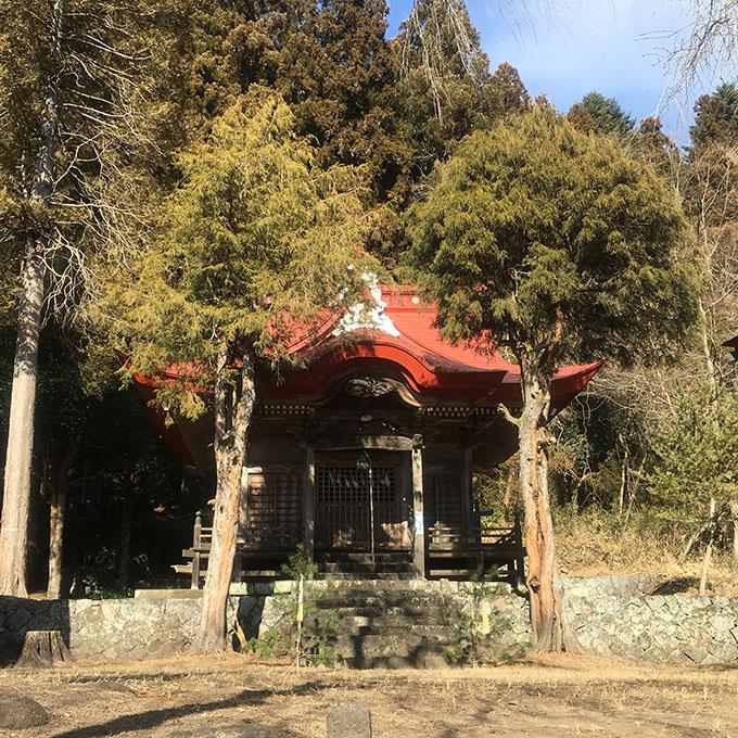 郷原の榛名神社