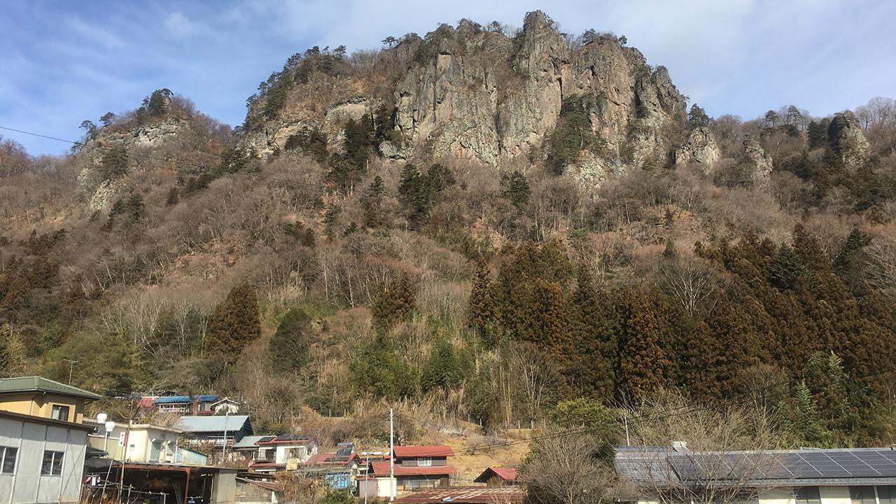 やばい!青春18きっぷで真田丸聖地の岩櫃山に行ってきた。